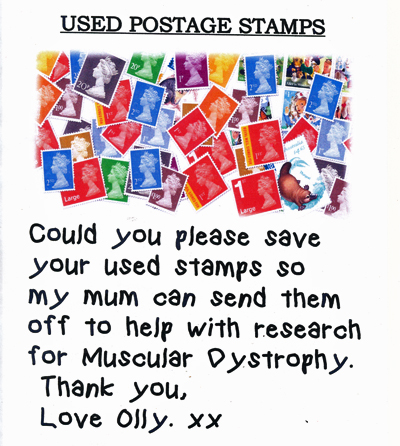 Olly Stamp Appeal